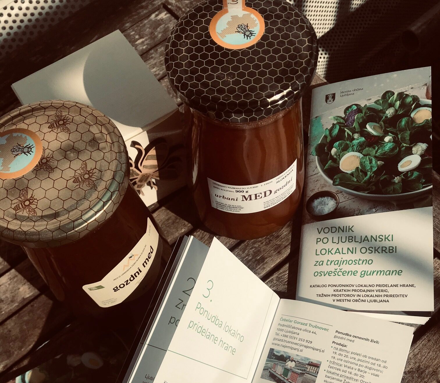 A special guide for Ljubljana's sustainability-aware gourmets