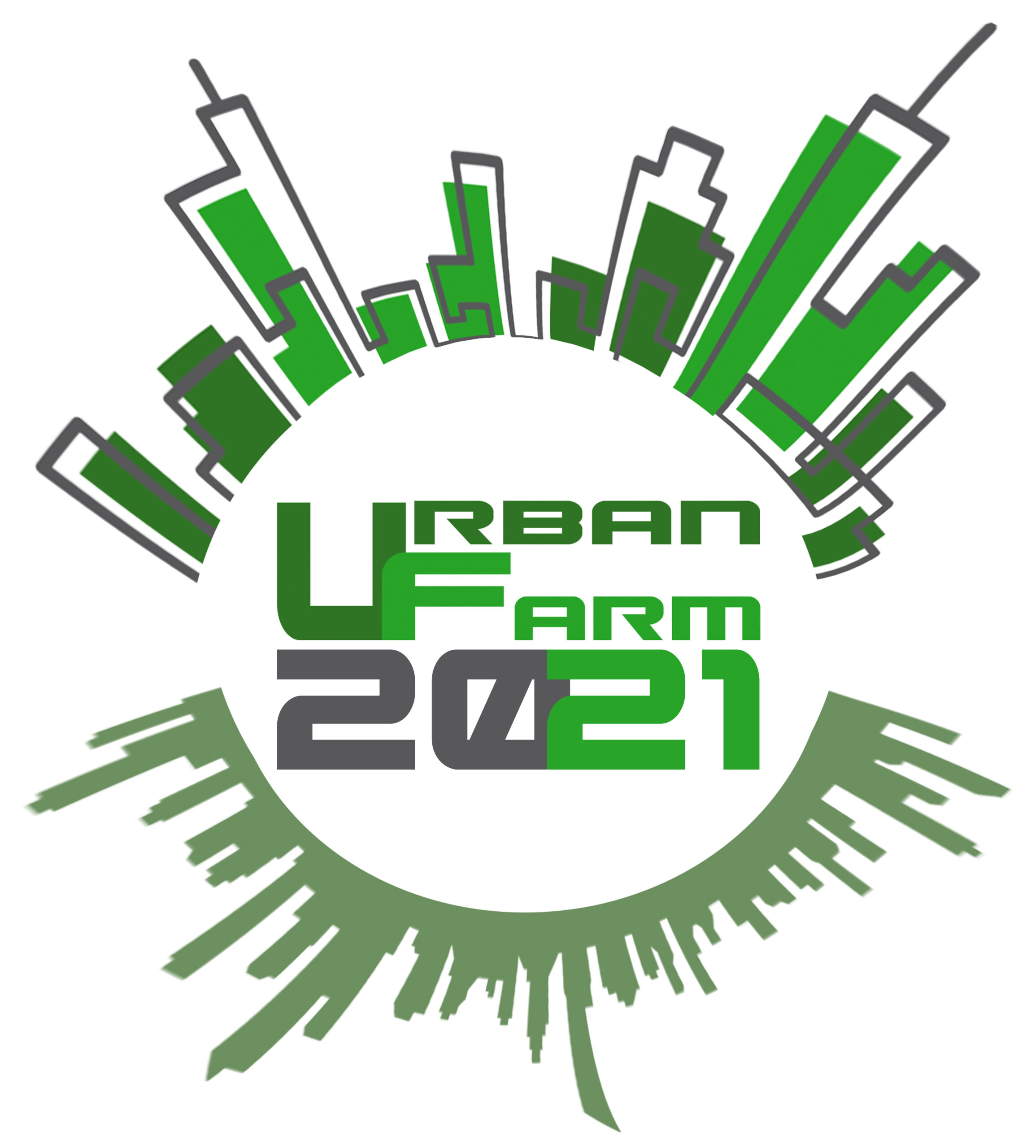 Excitement and concentration during UrbanFarm 2021 Grand Finale